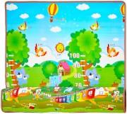 HračkyZaDobréKačky Dětská pěnová podložka 180x150x1 cm
