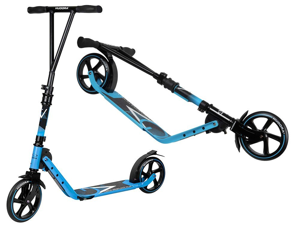 Hudora koloběžka Big Wheel Generation V 205