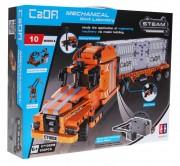 Stavebnice technic R/C kamion, jeřáb, vysokozdvižný vozík 10v1