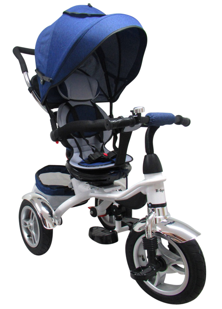 Dětská tříkolka T3 R-Sport - riflová