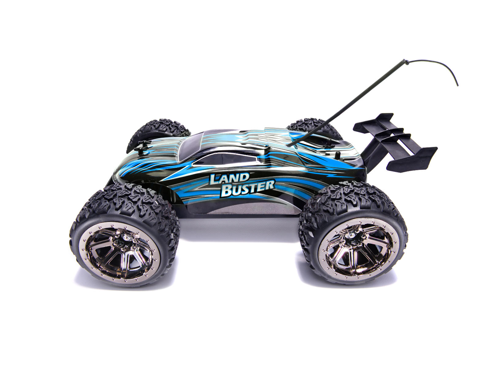 RC auto 1:12 Land Buster Monster Truck 2.4GHz - modrý