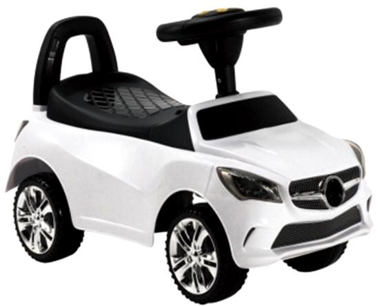 Odstrkovadlo Mercedes Benz SLS - bílé