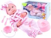 Dětská panenka s nočníkem