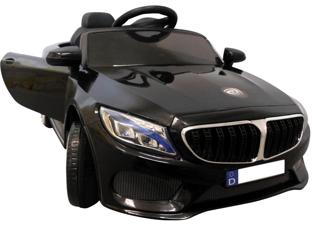 Dětské elektrické autíčko M5 - černé