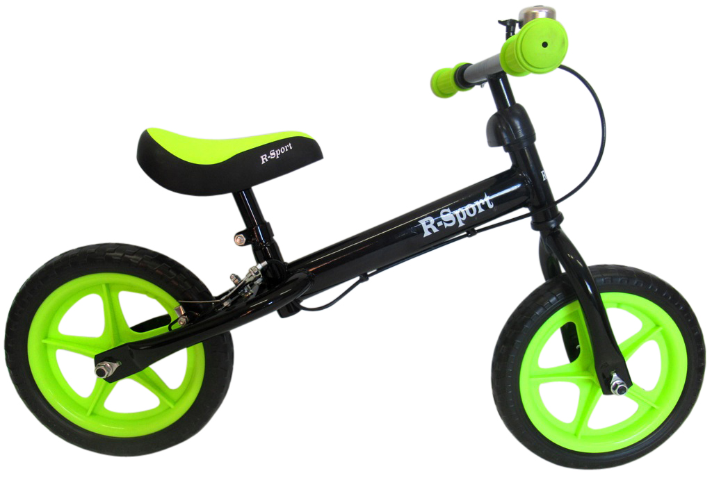 Dětské odrážedlo R4-Sport - zelené
