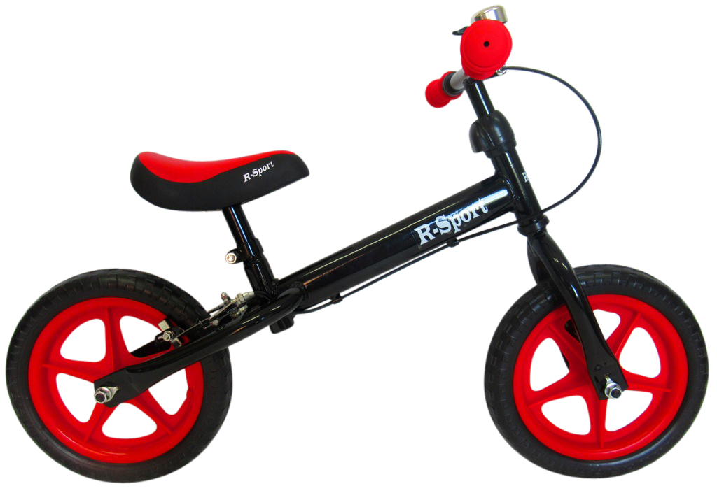Dětské odrážedlo R4-Sport - červené