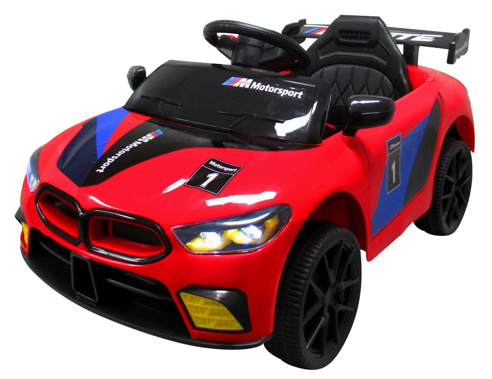 Dětské elektrické autíčko Small racer MINI - červené