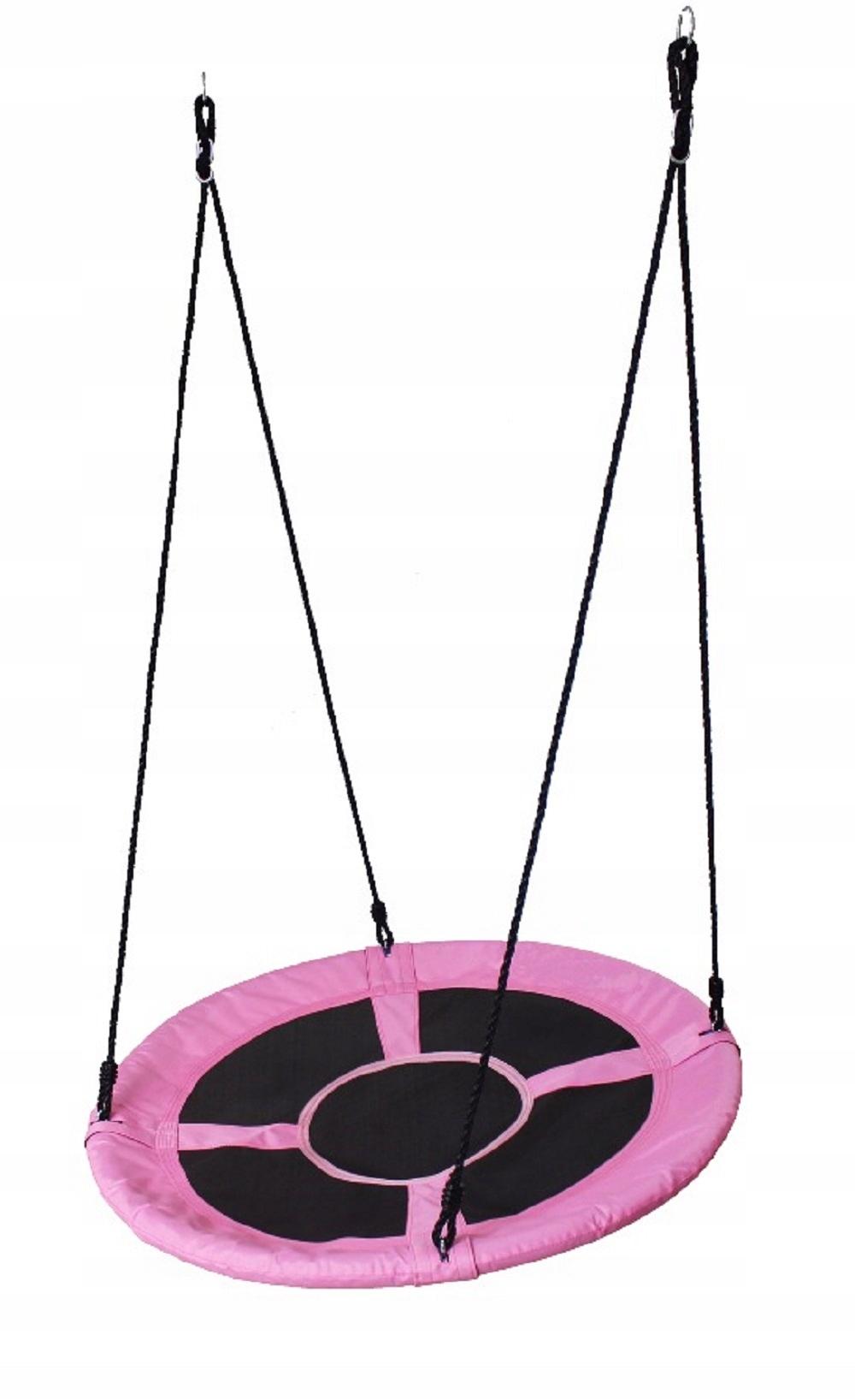 Tomido Houpací hnízdo 100 cm, 150kg  - růžové
