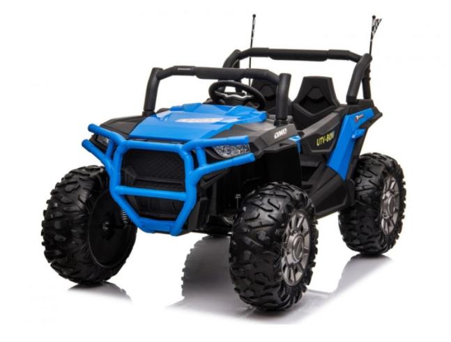 Dětské elektrické autíčko Buggy Racer 4x4 - modrá