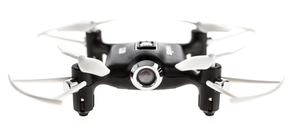 Dron Syma RC X20 2.4G bezhlavý Flip 3D - černý