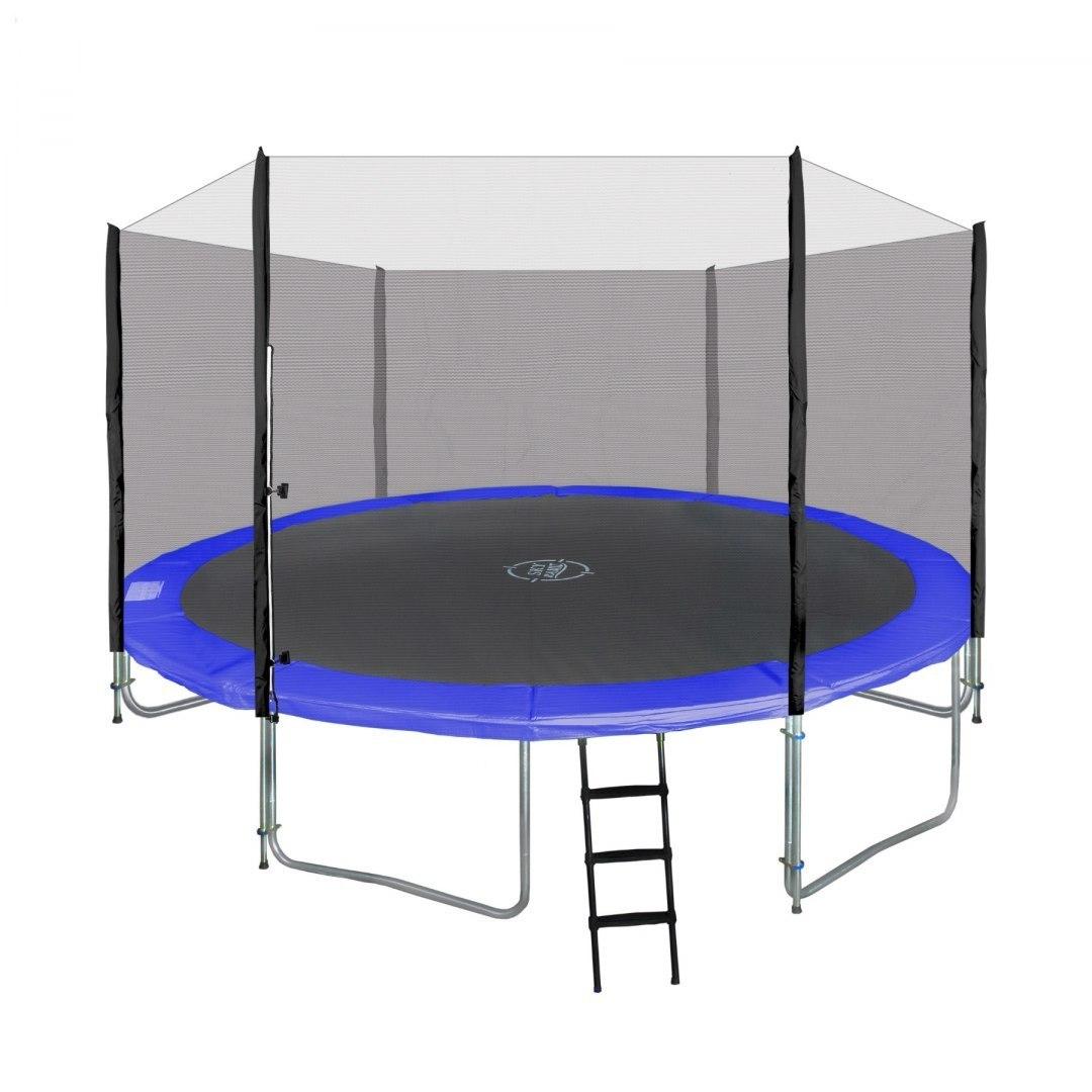 Zahradní trampolína SKY 366 cm - modrá