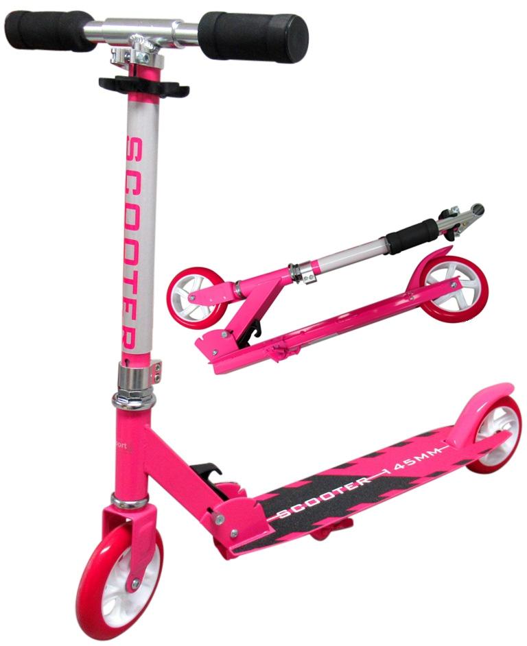 Tomido Dětská koloběžka R-Sport - růžová