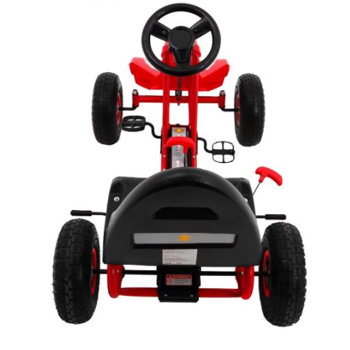 Dětská šlapací motokára Gokart Šampión