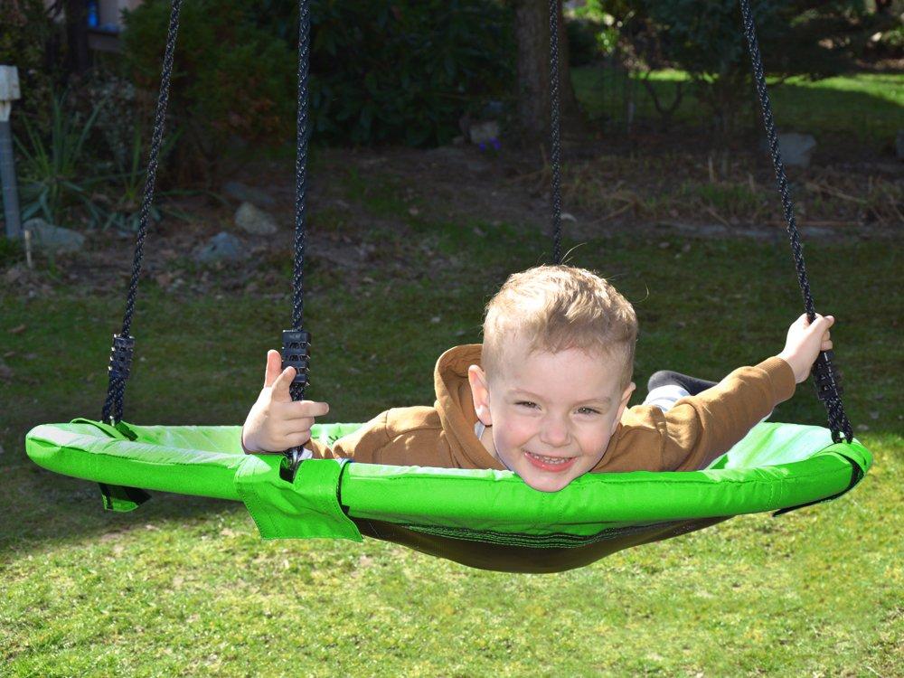 SkyFlyer Houpací hnízdo 100 cm Zelené
