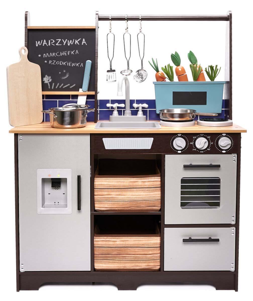 Dětská dřevěná kuchyňka Loft XXL
