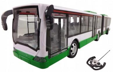 RC Velký autobus zelený