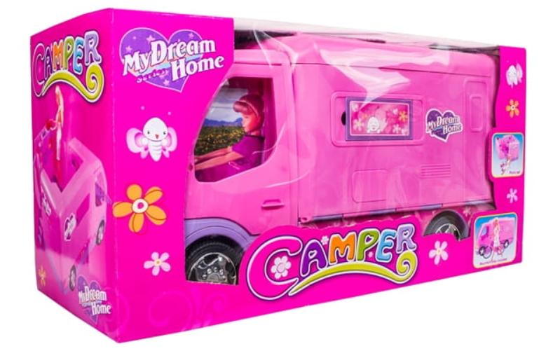 Karavan pro panenky