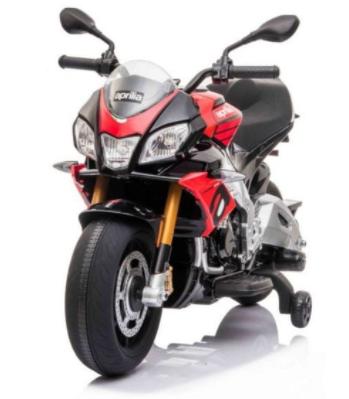 Dětská elektrická motorka APRILIA TUONO V4