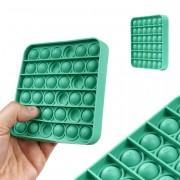 Antistresová hračka BUBBLE POP IT – tvar čtverec