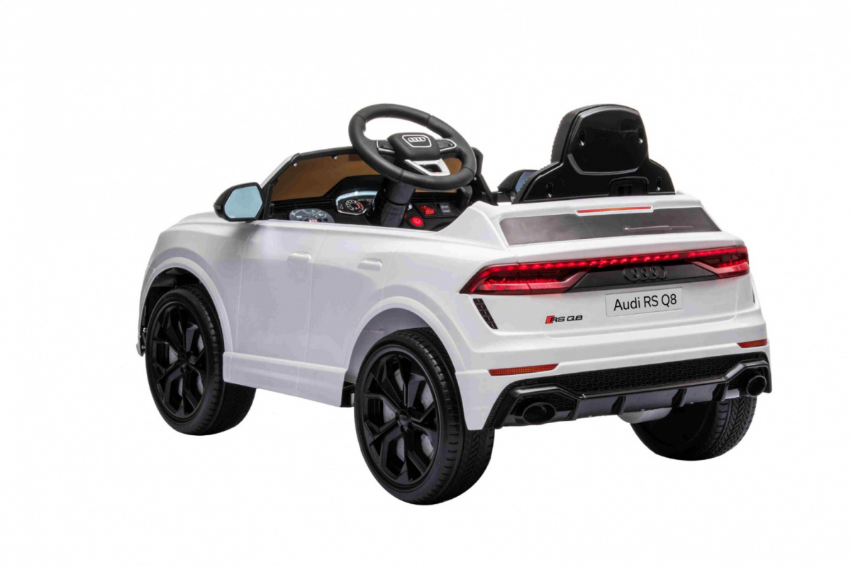 Dětské elektrické autíčko Audi Q8 RS
