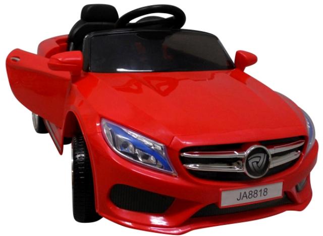 Tomido dětské elektrické autíčko M4 - červené