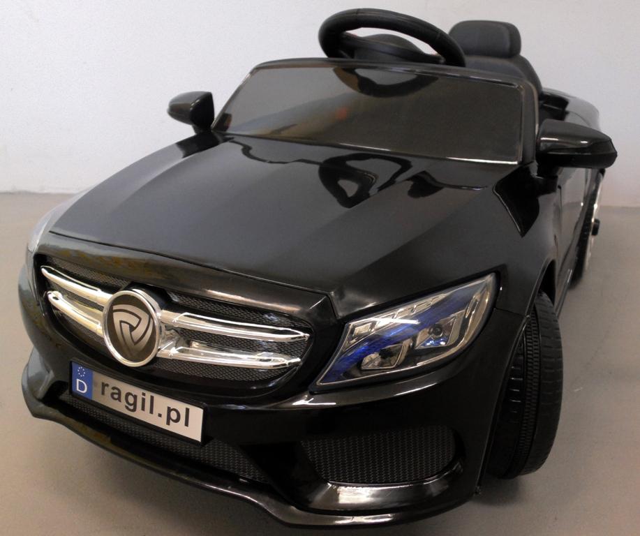 Tomido dětské elektrické autíčko M4 - černé