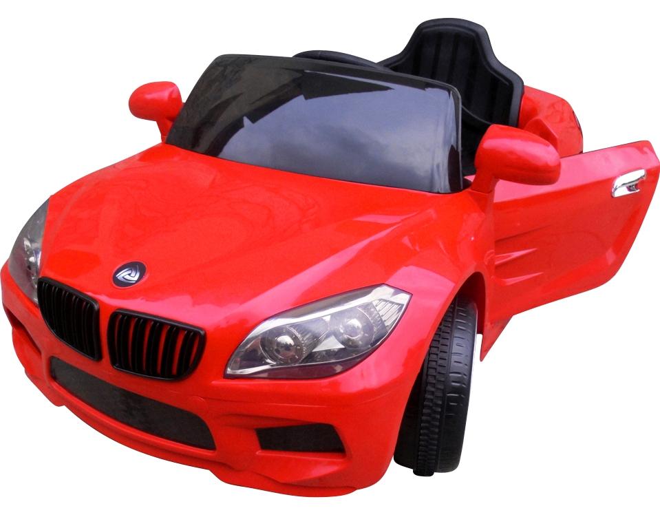 Elektrické autíčko M-Sport - červené