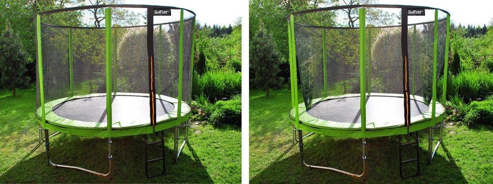 Zahradní trampolína SKY FLYER RING 2v1 488 cm