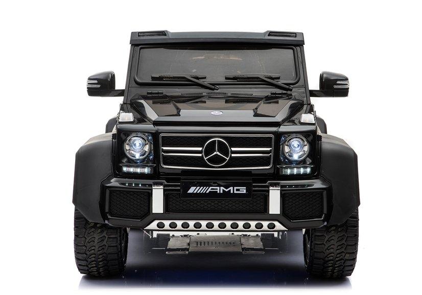 Dětské elektrické autíčko Mercedes-Benz G63 6x6 MP4 LCD