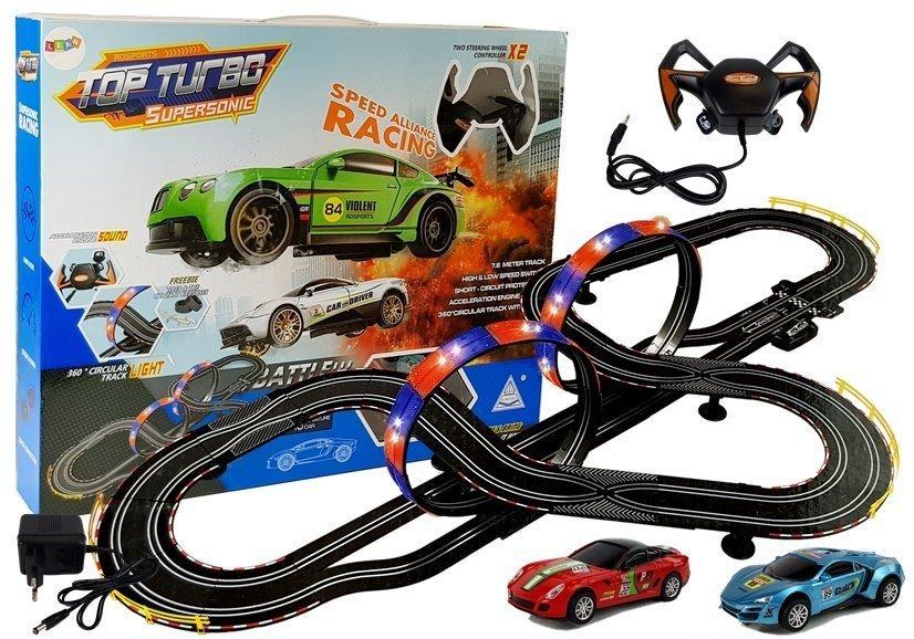 Tomido Velká autodráha Turbo 1:43