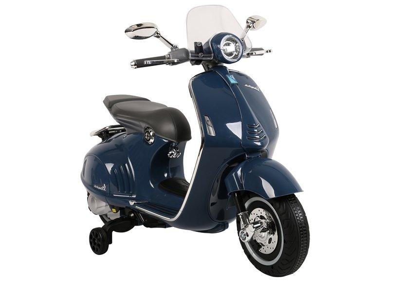 Dětská elektrická motorka Vespa GTS 300