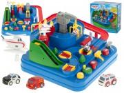 Tomido interaktivní dětské parkoviště