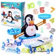 Dětská váha tučňák s čísly