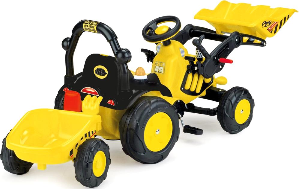 Injusa Šlapací traktor TRACTOR EXCAVATOR 410