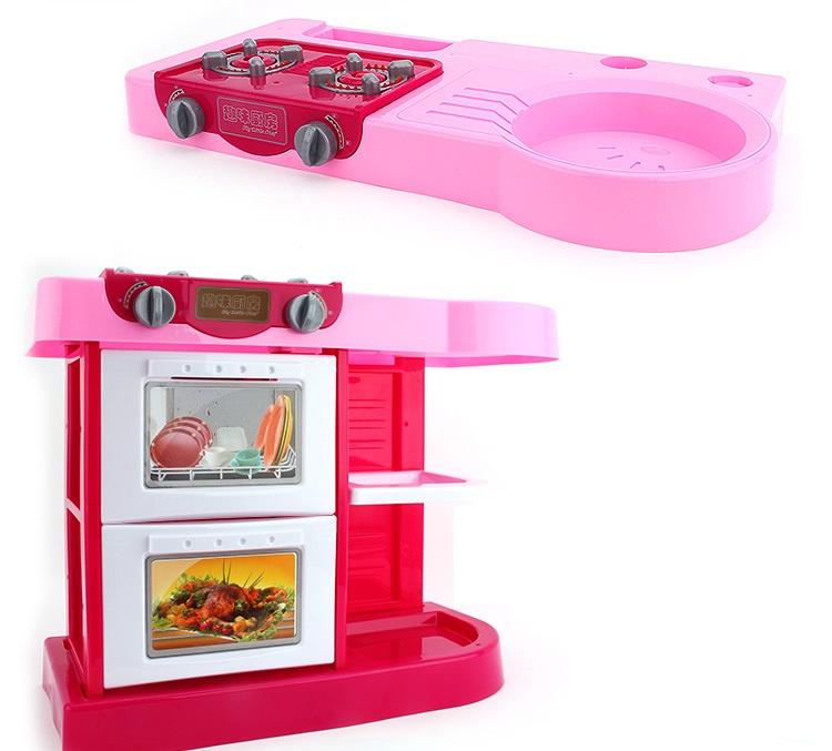 Dětská kuchyňka se zvuky