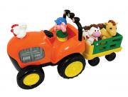 Farmářský traktor pro nejmenší