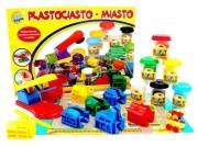 Plastelína Playme - velké město