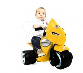 Injusa Elektrická motorka SAMURAI