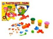 Plastelína Playme - Figurky