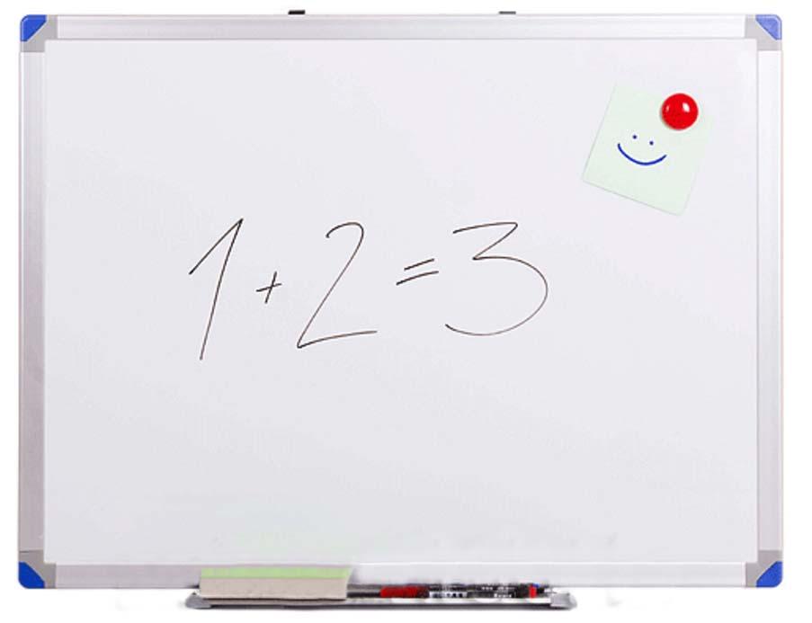 Magnetická tabule oboustranná
