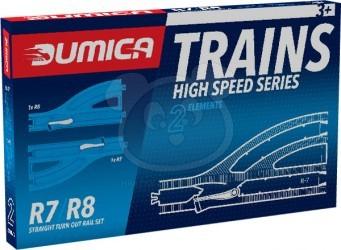 Přídavné koleje Dumica R7-8