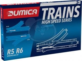 Přídavné koleje Dumica R5-6
