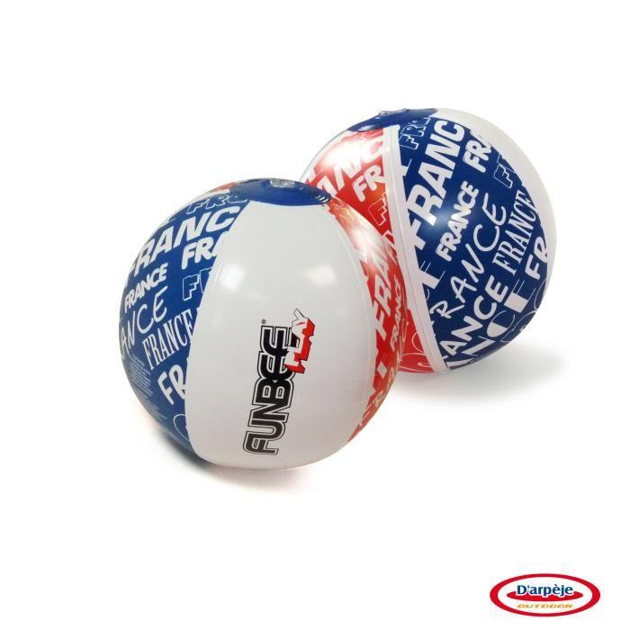Darpeje Velká nafukovací fotbalová branka a 2x míč