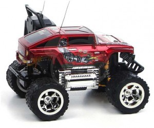 RC auto SAVAGE X