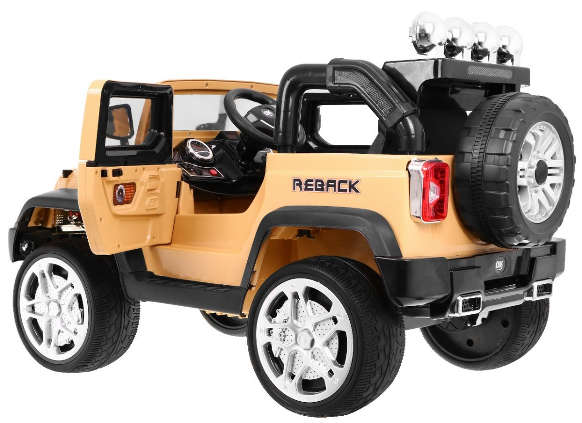 Elektrické autíčko Jeep JJ235