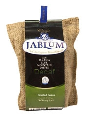 JAMAICA BLUE MOUNTAIN Decaf zrnková 227g