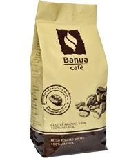 Káva BANUA 250g 3+1 zdarma