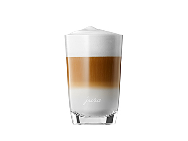 Sklo na Caffe Latte Jura