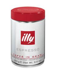 Káva Illy 250g v plechovce