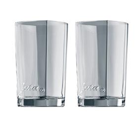 Dvě sklenky na latte JURA